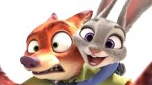 """""""Zwierzogród"""" – Lisek z króliczkiem, czyli lekcja tolerancji - Zwierzogród;animacja;przygodowy;komedia;kryminał;parodia;nawiązania;cytaty;Disney;tolerancja;przyjaźń;lekcja;nauka;humor;inteligentny"""