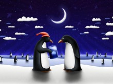 Atmosfera świątecznych zakupów – prezenty - prezenty;atmosfera;świąteczny;zakupty;Mikołaj;Święta;sklepy;atmosfera;Boże Narodzenia;Gwiazdka