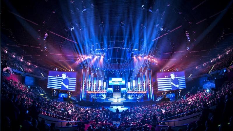 Intel Extreme Masters 2016 Katowice (źródło: youtube.com/screenshot)