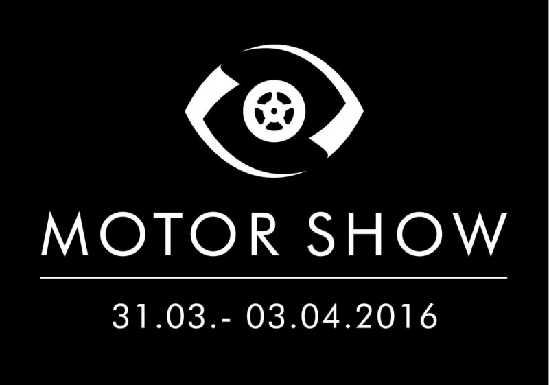 Logo Targów Motor Show Poznań 2016 (źródło: youtube.com/screenshot)