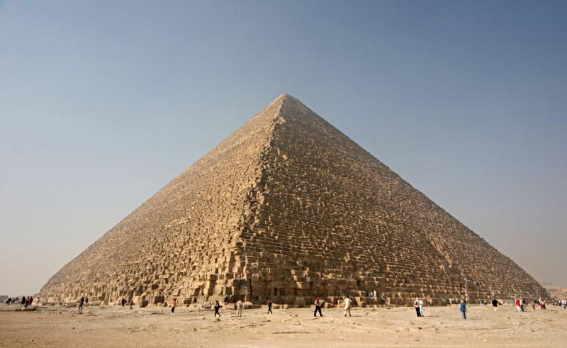 Wielka Piramida (źródło: wikimedia.org)