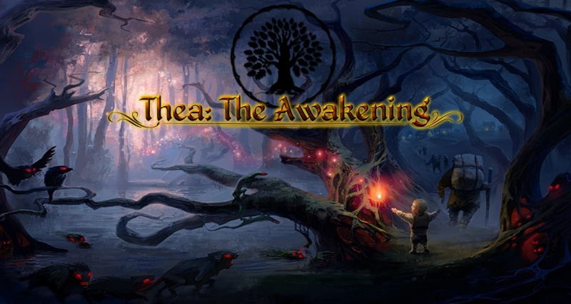 """Thea: The Awakening"" (źródło: youtube.com/screenshot)"