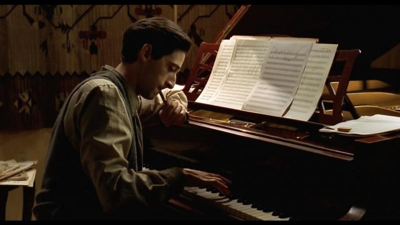 """Kadr z filmu """"Pianista"""" (źródło: youtube.com/sreenshot)"""