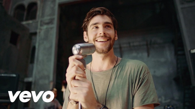 Alvaro Soler (źródło: youtube.com/screenshot)