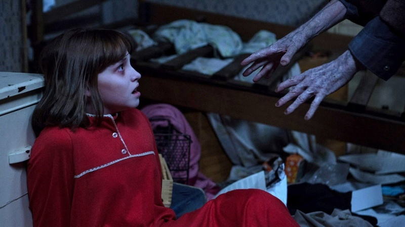 """""""Obecność 2"""" – Uwierz w poltergeista! - recenzja;Obecność 2;horror;fakty;James Wan;Ed Warren;Lorraine Warren;Londyn;demony;duchy;Vera Famiga;Patrick Wilson;Madison Wolfe"""