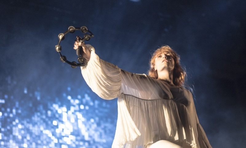 Florence and the Machine (źródło: wikimedia.org)