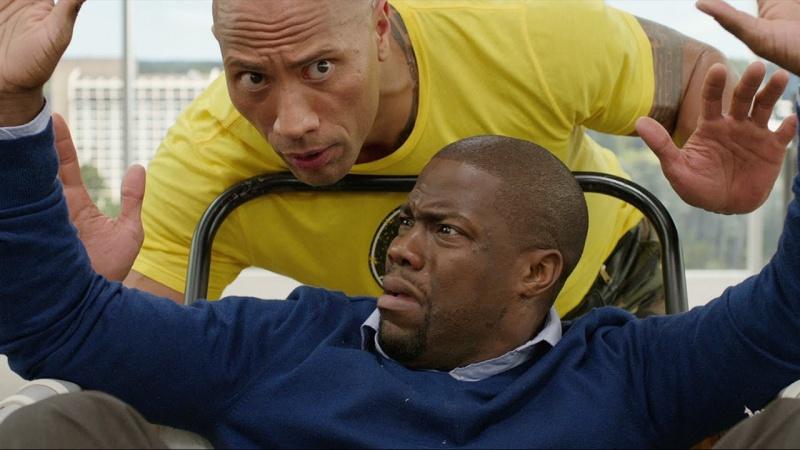 """Kadr z filmu """"Agent i pół"""" (źródło: youtube.com)"""