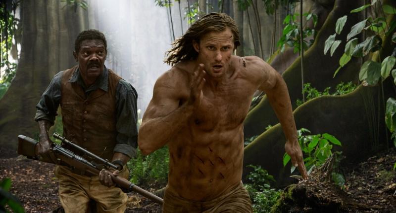 """Kadr z filmu """"Tarzan: Legenda"""" (źródło: youtube.com)"""