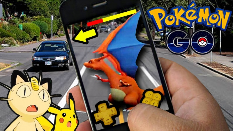 Pokemon Go (źródło: youtube.com/screenshot)