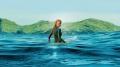 """""""183 metry strachu"""" – Młoda dziewczyna i morze -"""