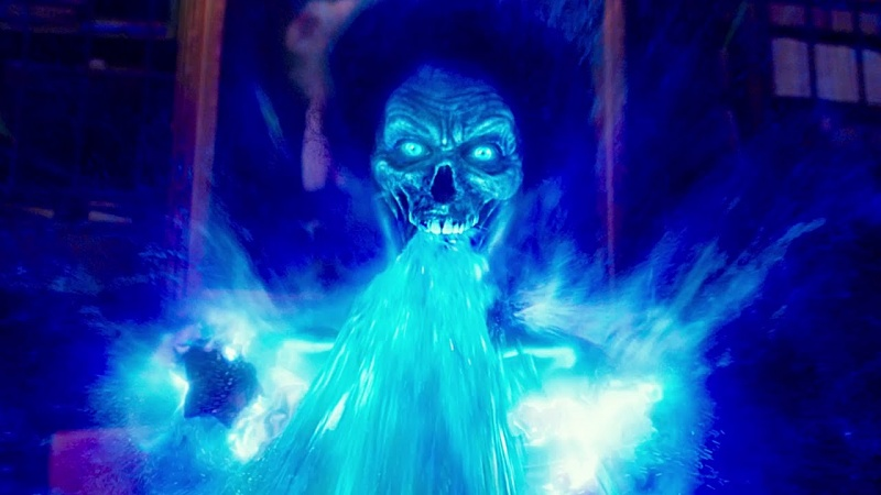 """Kadr z filmu """"Ghostbusters. Pogromcy duchów"""" (źródło: youtube.com)"""