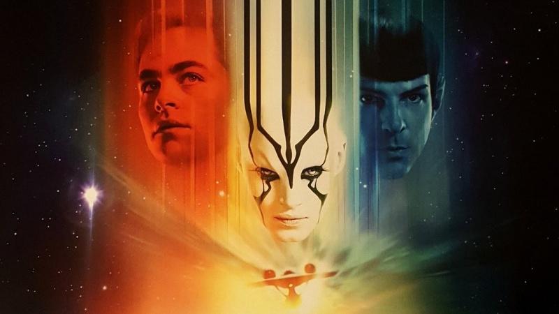"""Plakat z filmu """"Star Trek: W nieznane"""" (źródło: youtube.com)"""