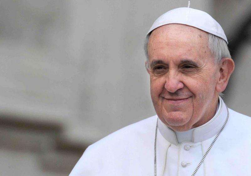 papież Franciszek (źródło: youtube.com/screenshot)
