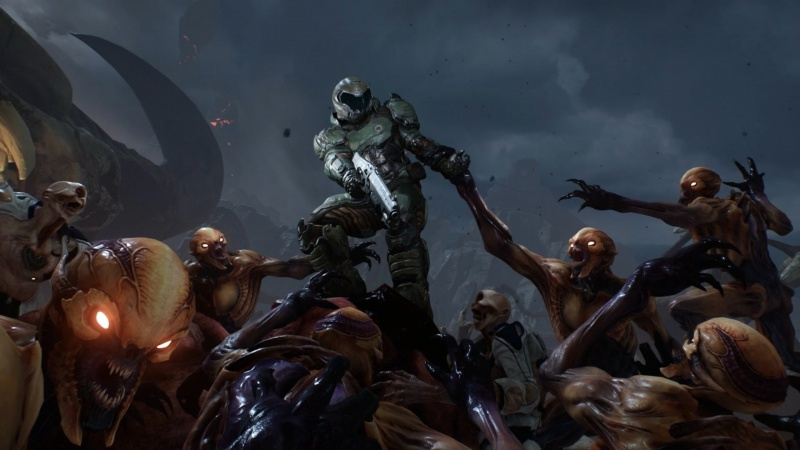 """Doom"" – posmak old schoolu - Doom;id Software;recenzja;shooter;FPS;PC"