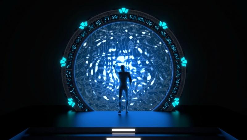 Polcon jest jak wrota do innego wymiaru (źródło: zulthus.deviantart.com/art/Stargate-Atlantis-384077969)