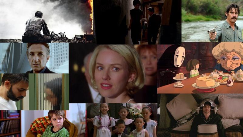 Kadry z 10 najlepszych filmów XXI wieku (źródło: youtube.com/sreenshot)