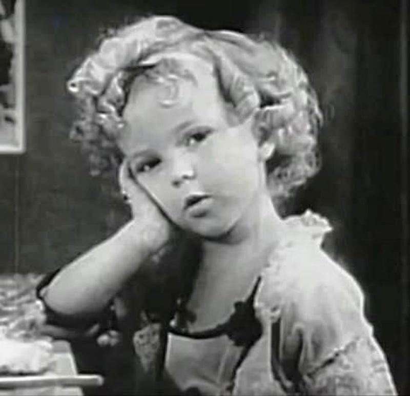Shirley Temple (źródło: wikimedia.org)