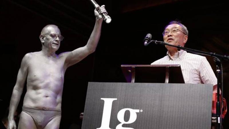 Nagroda Ig Nobel (źródło: youtube.com)