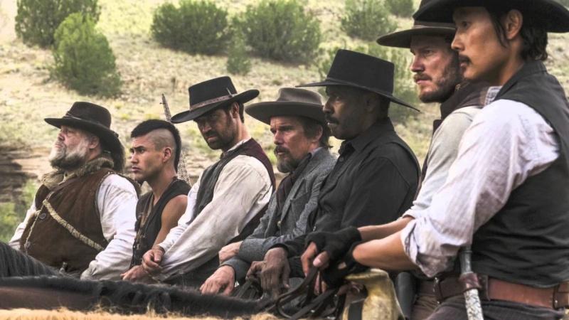 """Kadr z filmu """"Siedmiu wspaniałych"""" (źródło: youtube.com)"""