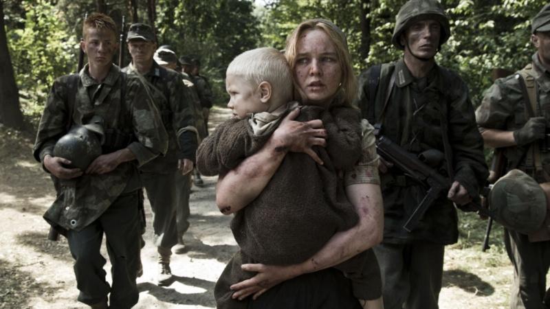 """Kadr z filmu """"Wołyń"""" (źródło: fot. materiały prasowe)"""