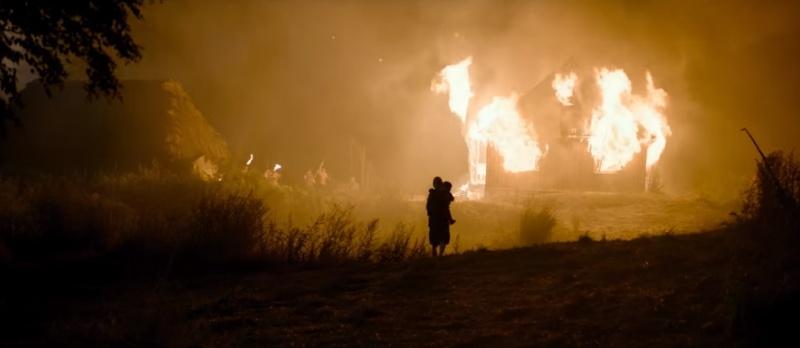 """Kadr z filmu """"Wołyń"""" (źródło: youtube.com)"""