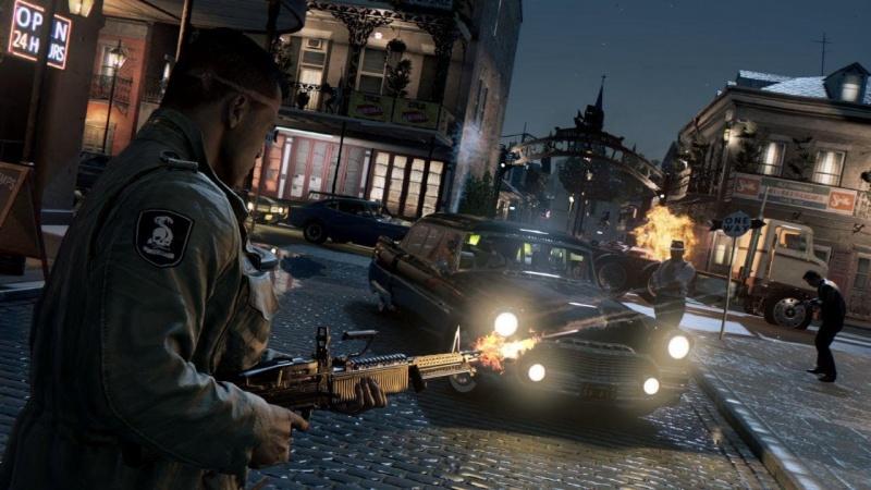 """Screen z gry """"Mafia III"""" (źródło: youtube.com)"""