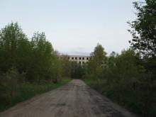 Miasto widmo - miasto widmo;Kłomino