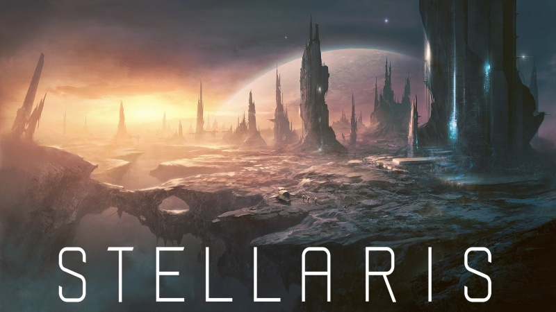 "Screen z gry ""Stellaris"" (źródło: youtube.com)"