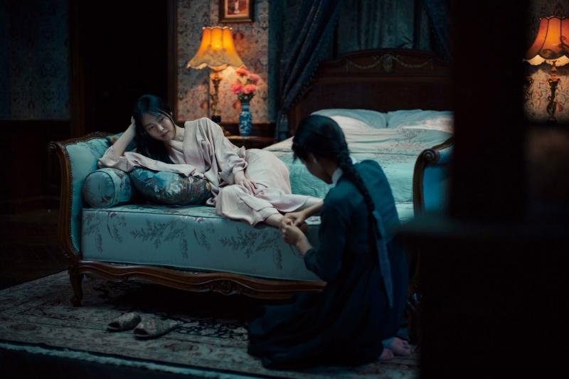 """Kadr z filmu """"Służąca"""" (źródło: youtube.com)"""