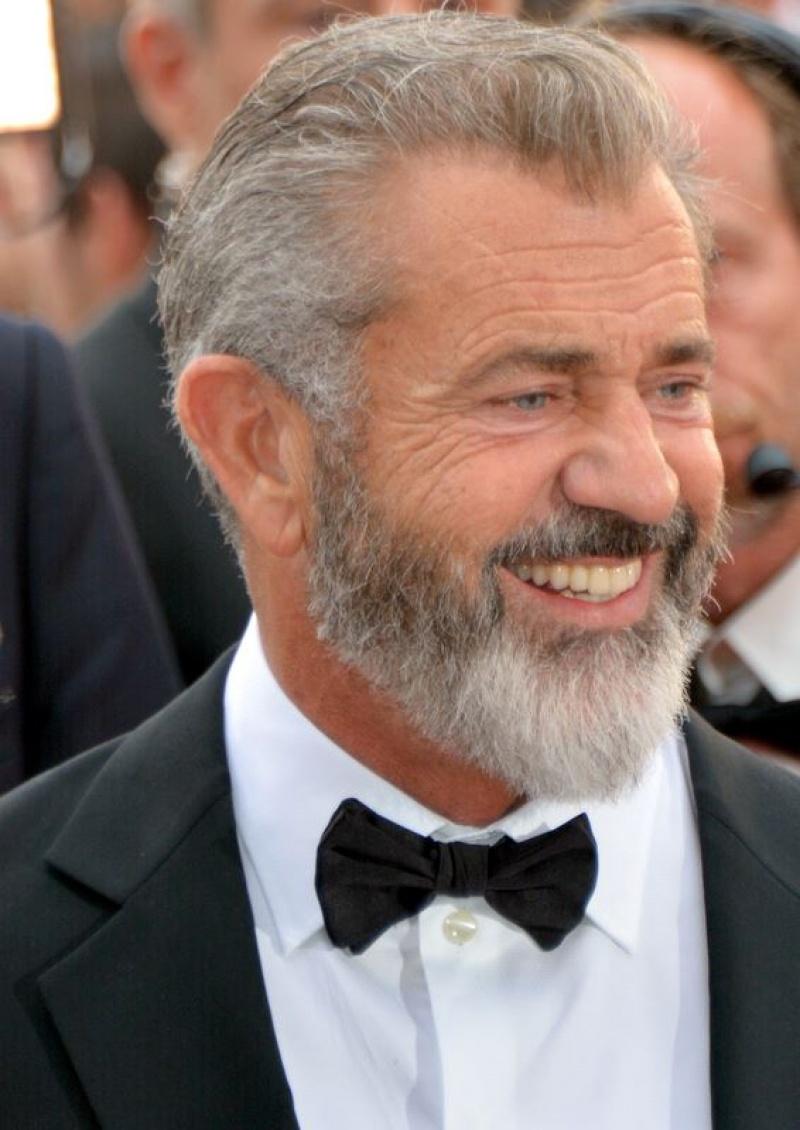 Mel Gibson (źródło: wikimedia.org/Georges Biard)