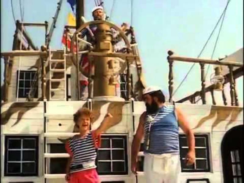 "Kadr z filmu ""Podróże Pana Kleksa (źródło: youtube.com/screenshot)"
