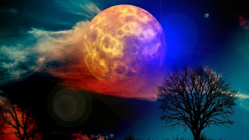 Fascynujący Księżyc (źródło: youtube.com/screenshot)