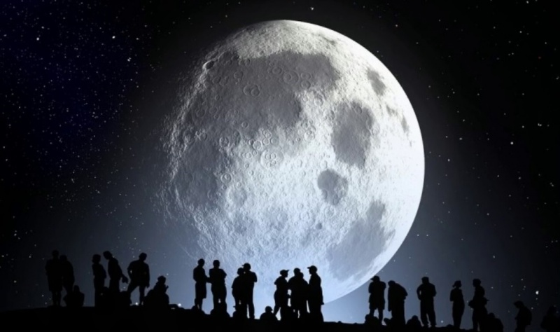 Superksiężyc (źródło: youtube.com/screenshot)