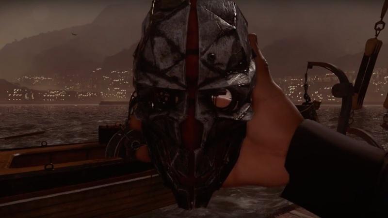 """Screen z gry """"Dishonored 2"""" (źródło: youtube.com)"""
