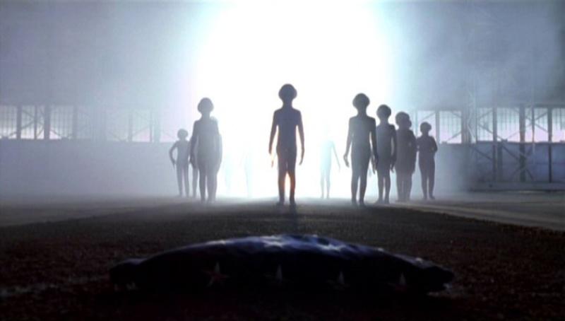 """Kadr z serialu """"Z Archiwum X"""" (źródło: x-files.wikia.com)"""