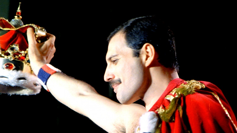 Freddie Mercury www.themusicpimp.com