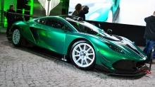 Arrinera Hussarya GT – Pierwsze polskie superauto wyścigowe! - Arrinera Hussarya GT;auto;super;wyścigowe;tory;kształt;kevlar;włókna węglowe;Arrinera Automotive;pierwsze;moc