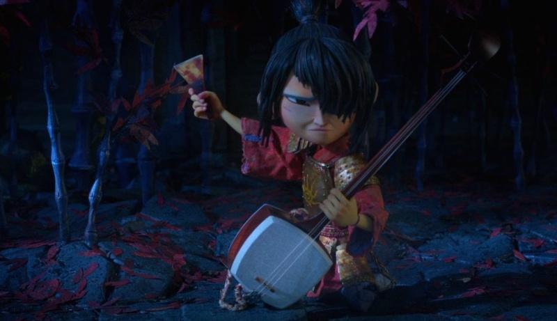 """""""Kubo i dwie struny"""" – Chłopiec i zaczarowany shamisen - Kubo i dwie struny;recenzja;animacja;poklatkowa;familijna;fantasy;przygodowy;sttudio Laika;Japonia;magia;przesłanie;dosłowna"""