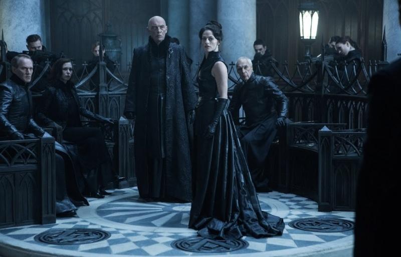 """Kadr z filmu """"Underworld: Wojny krwi"""" (źródło: youtube.com)"""