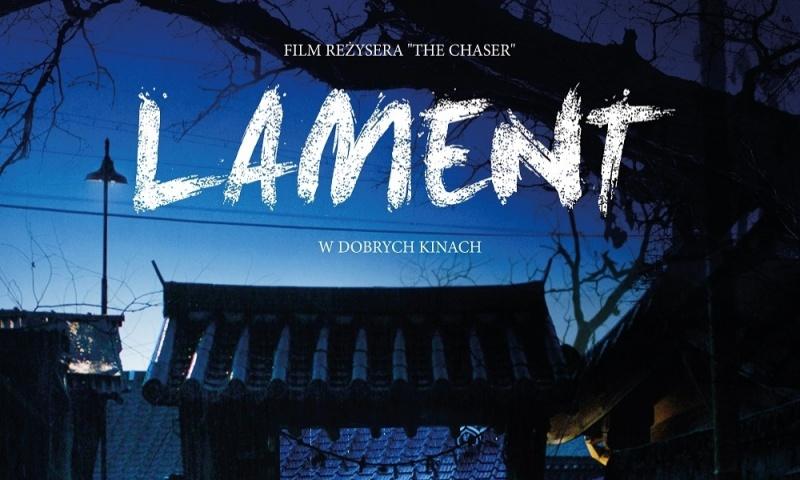 """Poster z filmu """"Lament"""" (źródło: materiały prasowe)"""