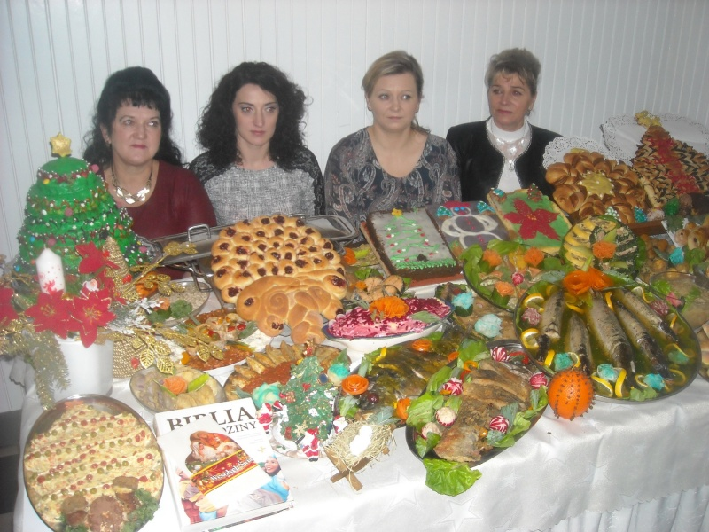 XVIII Powiatowa Wystawa Stołów Wigilijnych na Kujawach (fot. PJ)