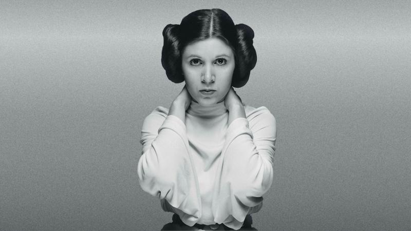Księżniczka Leia (źródło: youtube.com/screenshot)