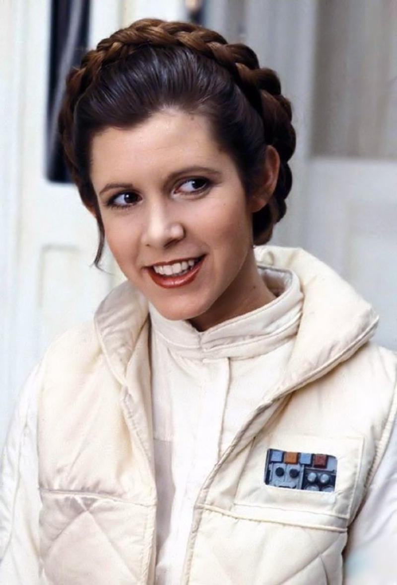 Księżniczka Leia (źródło: pinterest.com)