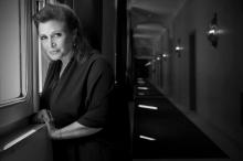 Carrie Fisher – Księżniczka nie żyje. Galaktyka w rozpaczy - Carrie Fisher;księżniczka Leia;Gwiezdne Wojny;saga;rola;zaszufladkowana;pisarka;aktora;scenarzystka;bohaterka;ikona;śmierć;smutek;galaktyka