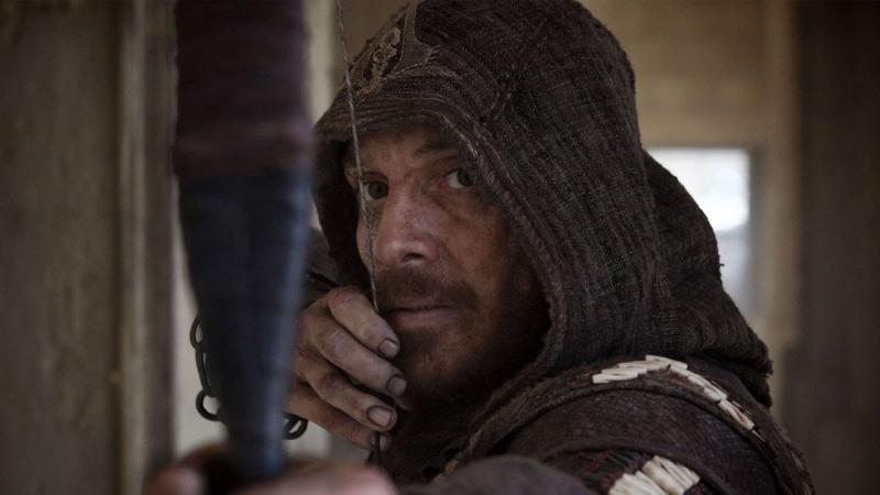"Kadr z filmu ""Assassin's Creed"" (źródło: youtube.com)"