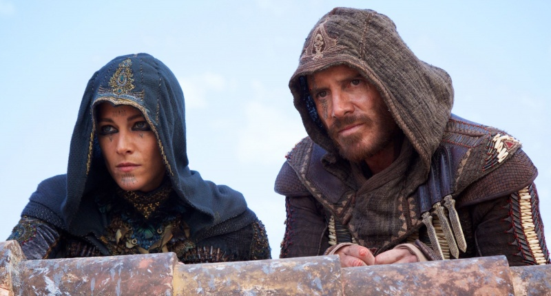 """Kadr z filmu """"Assassin's Creed"""" (źródło: materiały prasowe)"""