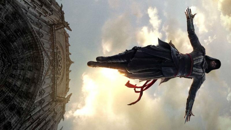 "Poster z filmu ""Assassin's Creed"" (źródło: youtube.com)"