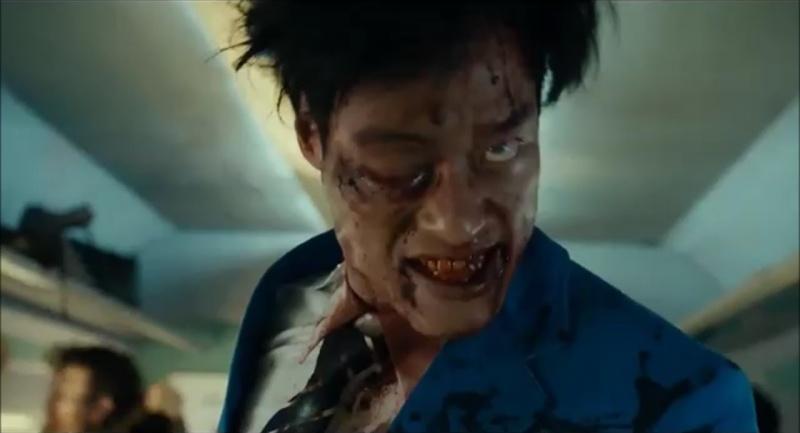 """Kadr z filmu """"Zombie express"""" (źródło: youtube.com)"""