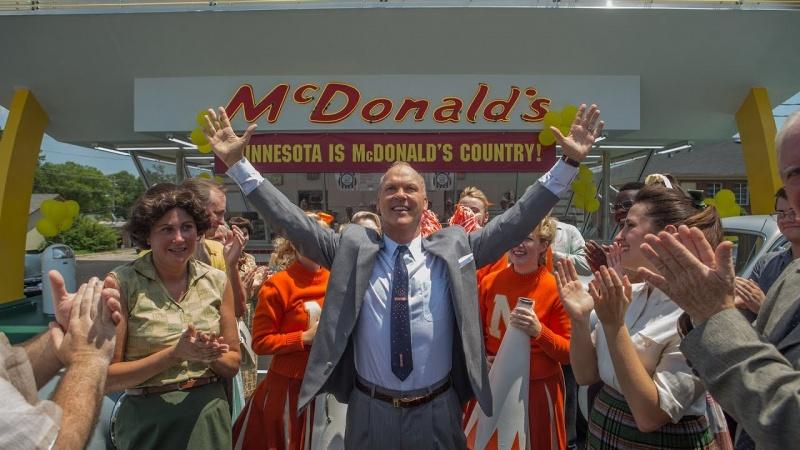 """McImperium"" – Pan McDonald - McImperium;biograficzny;dramat;solidny;John Lee Hancock;Michael Keaton;McDonald;bracia;Ray Kroc;hamburger;zestaw;lata 50.;szarża;sprzedawca;biznes;bezlitosny"