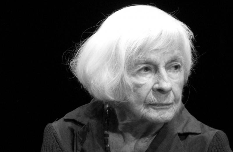 Odeszła Danuta Szaflarska… - Danuta Szaflarska;102 lata;śmierć;odeszła;aktora;wybitna;role;amantka;Zakazane piosenki;Skarb;teatr;kino;Ile waży koń trojański?;Pokłosie;Pora umierać
